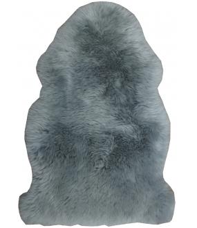 Lammfell Grau