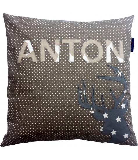 Kissen Anton