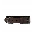 Grundhalsband Nougat 3,0cm