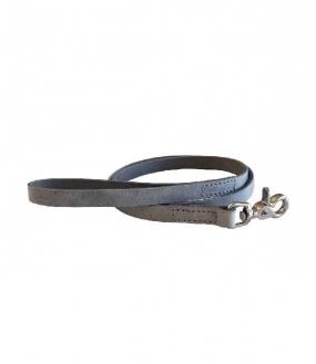 Leine 110cm - 1,5cm breit - Stone