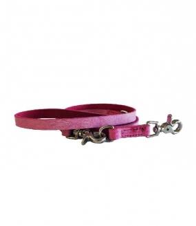 Leine Pink 200 x 1,5 cm