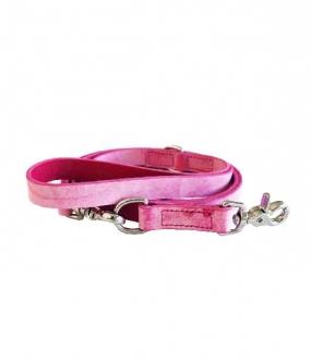 Leine Pink 200 x 2,0 cm