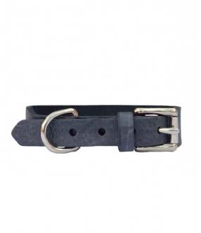 Grundhalsband Anthra 2,5cm