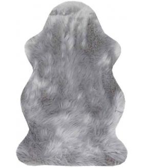Kunstfell Grau